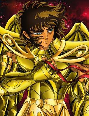 le chevalier d'or du sagittaire - Aiolos