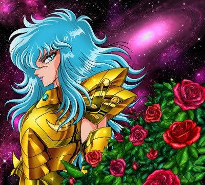 le chevalier d'or des poisson - Aphrodite