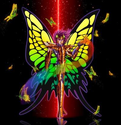 mon spectre préféré myu du papillon féerique