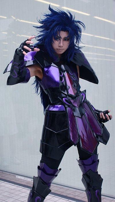 Le cosplay de Saga
