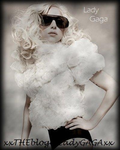 Lady Gaga crazy... me too !!! lol