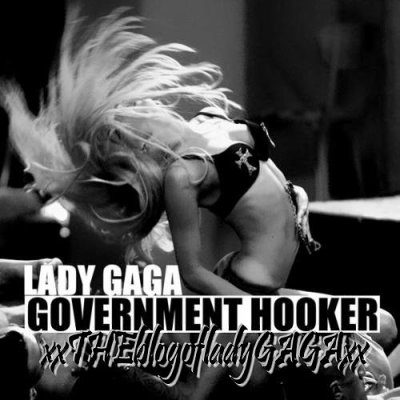 3. Government Hooker - Lady Gaga