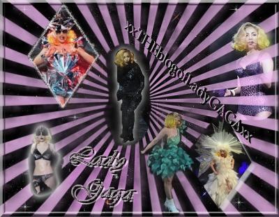 The Fame Monster Ball Tour (1)