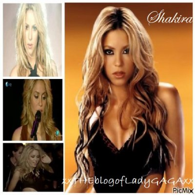 Shakira VS Ke$ha