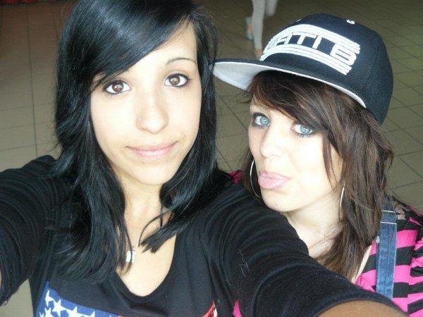 Ma meilleur ami et moi =)