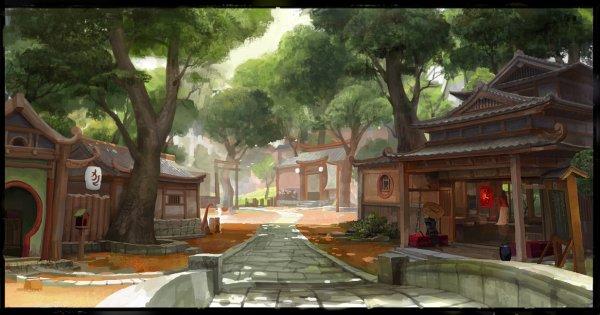 Chapitre 4 : Le petit village de Kim-Jun