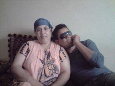 lwalida & moi