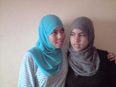 imane and kawtar
