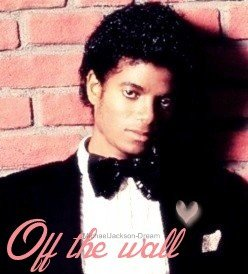 • • Album Off the wall : Off the Wall ♥