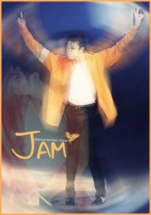 • • Album Dangerous : Jam ♥