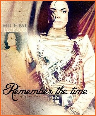 Album Dangerous : Remember the time ♥