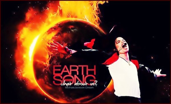• • Album HIStory : Earth Song ♥
