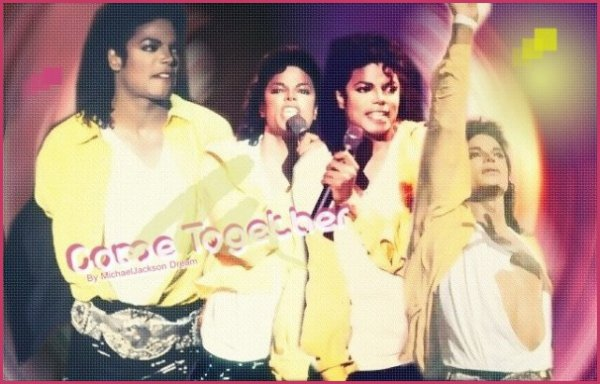 Album HIStory : Come Together ♥