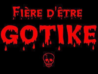 Bienvenue dans la goth attitude