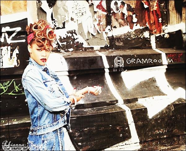+4 Nouvelles photos promoshoot de l'album  Talk That Talk ! -Elle est magnifique !