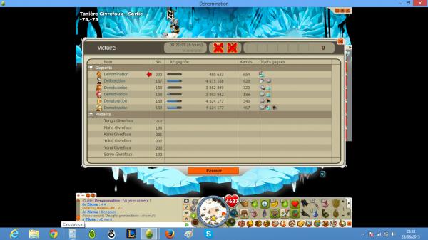 Bref j'ai réussi le tengu