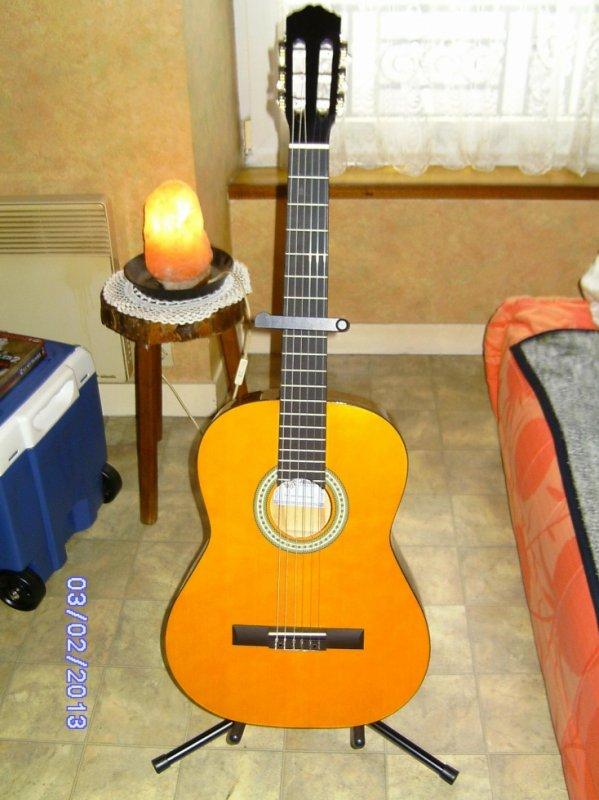 ma guitare !!!