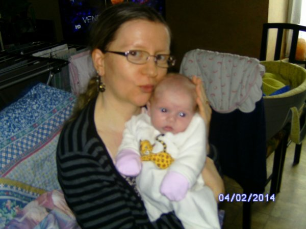 moi avec ma fille emma
