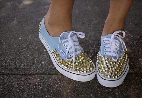 Van's {Mes chaussures favorites)