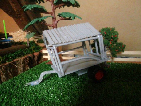 creation d un râtelier mobil