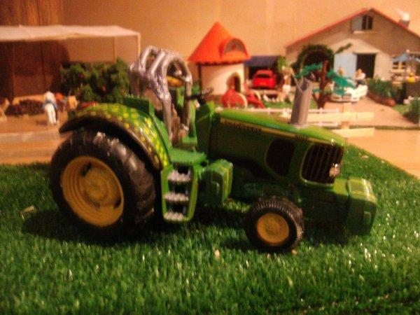 nouveau tracteur pulligne