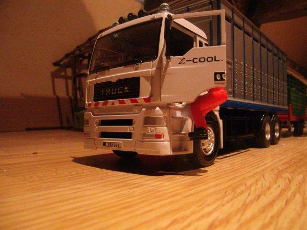 nouveau camion bettailier
