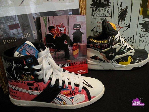 Reebok Basquiat