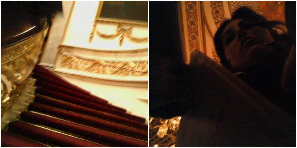 B U C K I N G H A M - J'ai vu la robe de Kate Middleton.