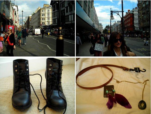 Oxford Street, la rue qui vous met à la rue.