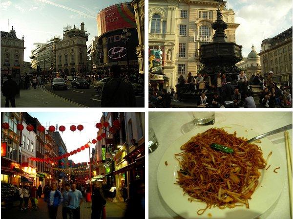 Cultivons-nous l'esprit et mangeons Chinois - Weekend du 24 et 25 Septembre.