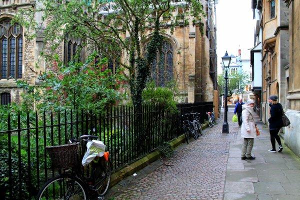 _ - OXFORD CITY - & April Showers. _
