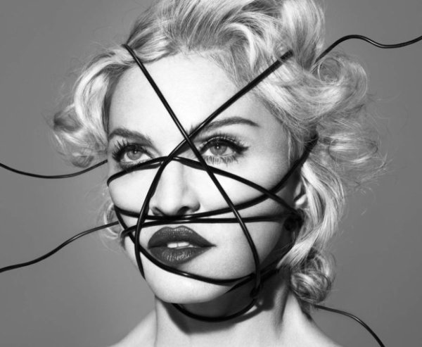 Madonna - Living For Love (2014)