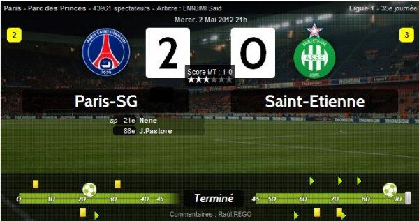 Paris - ASSE
