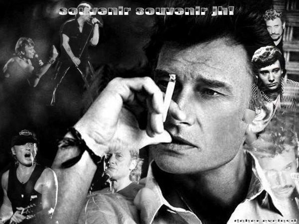 JOHNNY HALLYDAY // forever 1943 //