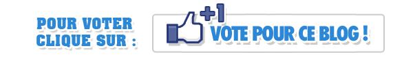 VOTE POUR MOI ! STP :$