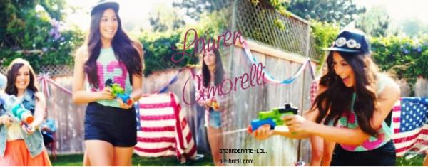 Lauren Cimorelli ! <3