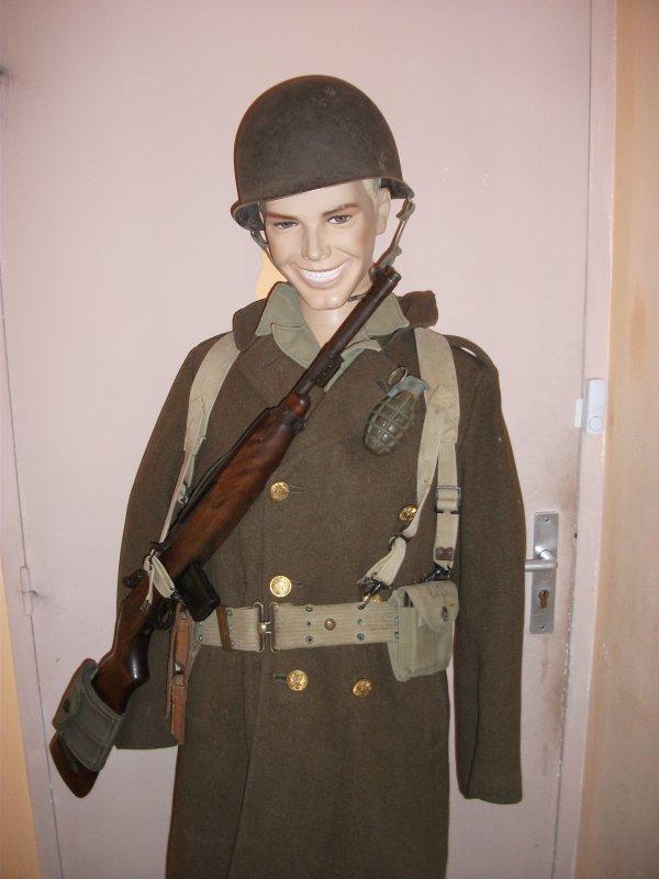 Mon soldat US deuxième guerre ww2
