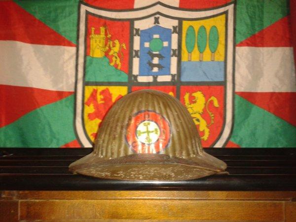 Mon Casque portuguais ww1