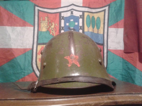 Mon casque bulgare ww2 model 1936 ww2