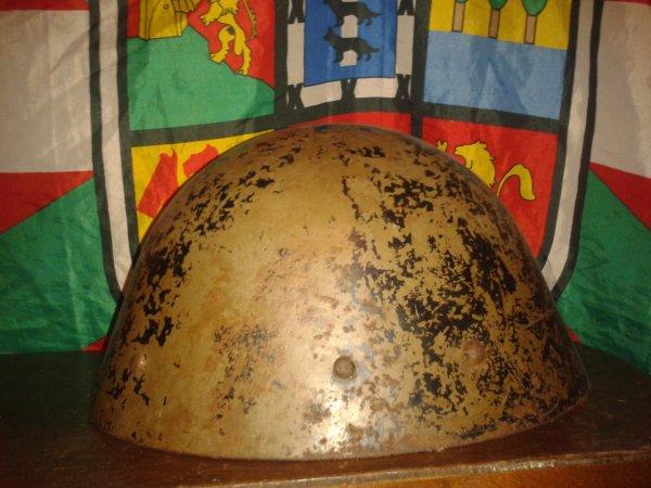 Casque tchèque vz32 ww2