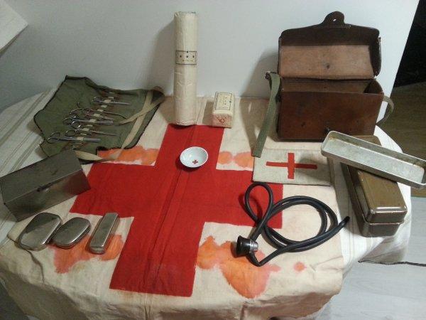 japonais ww2 médical