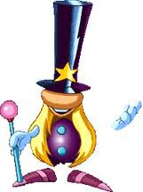 Rayman 1 ==> Personnages protagonistes