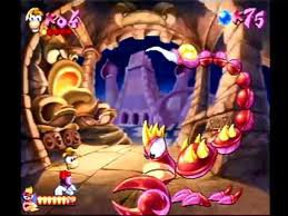 Rayman 1 ==> Personnages antagonistes