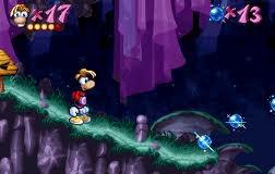 Rayman ==> Les mondes