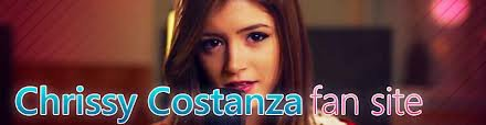 Le fan site découvert de Costanza Chrissy