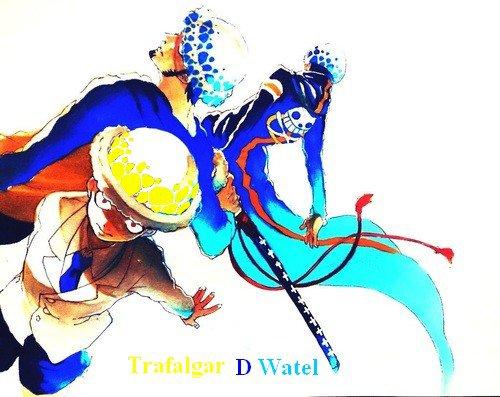 Trafalgar Saw