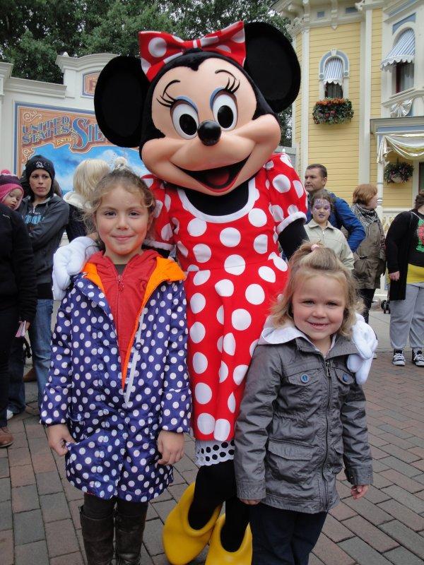 Petit séjour à Disney ;-)