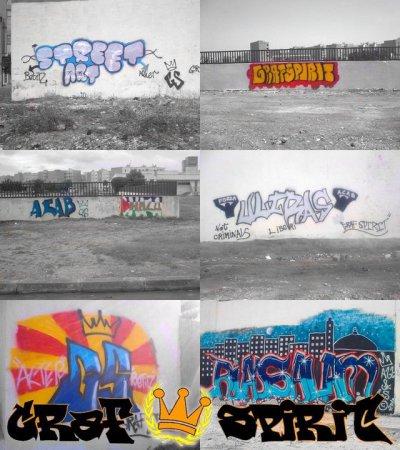 GRAF SPIRIT <3 next graffiti soon !!