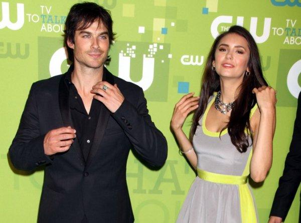 Nina Dobrev et Ian Somerhalder : les héros de Vampire Diaries forment un joli petit couple repéré à Paris !