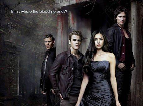 Date annoncer pour le retoure de Vampire diaries saison 4
